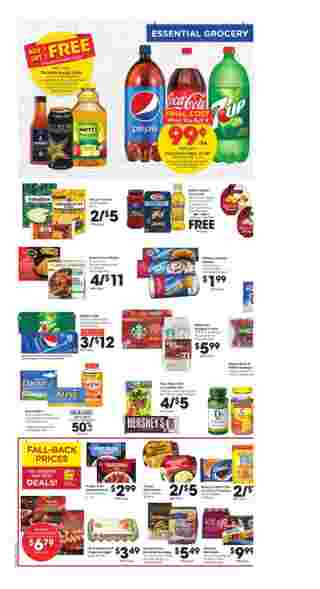 Kroger - deals are valid from 09/30/20 to 10/06/20 - page 5.