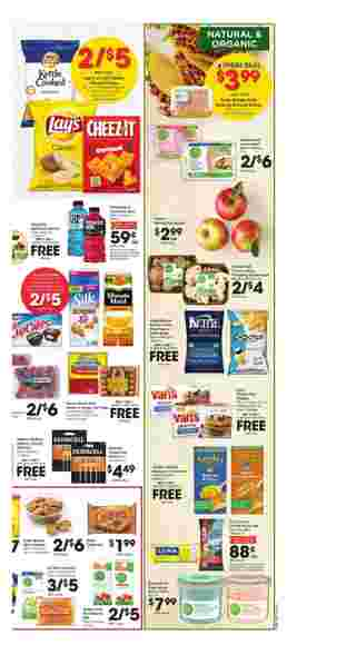 Kroger - deals are valid from 09/30/20 to 10/06/20 - page 6.