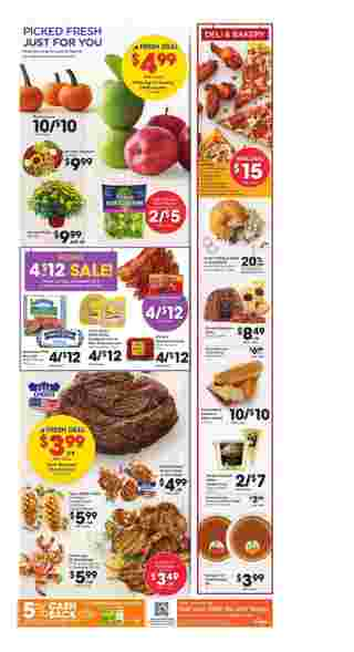 Kroger - deals are valid from 09/30/20 to 10/06/20 - page 7.