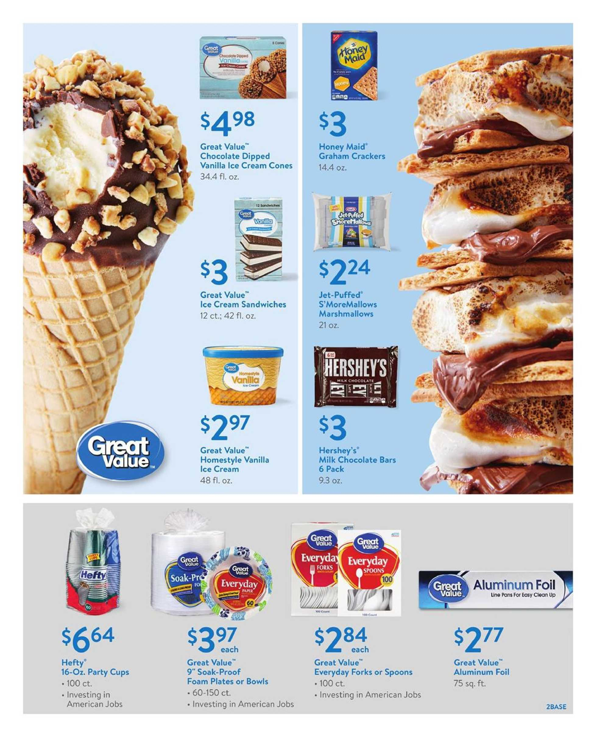 Walmart - deals are valid from 06/18/18 to 06/30/18 - page 3.