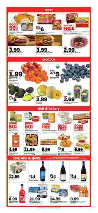 Meijer - deals are valid from 06/30/19 to 07/06/19 - page 8.