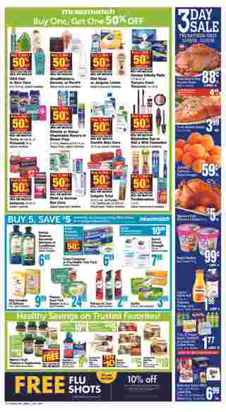 Jewel Osco - deals are valid from 12/11/19 to 12/17/19 - page 10.