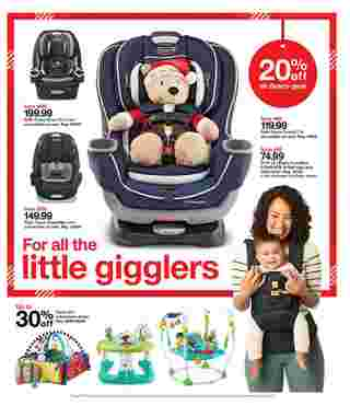 Target - deals are valid from 12/01/19 to 12/07/19 - page 37.