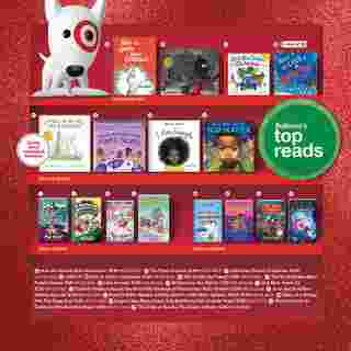 Target - deals are valid from 10/25/20 to 11/21/20 - page 52.