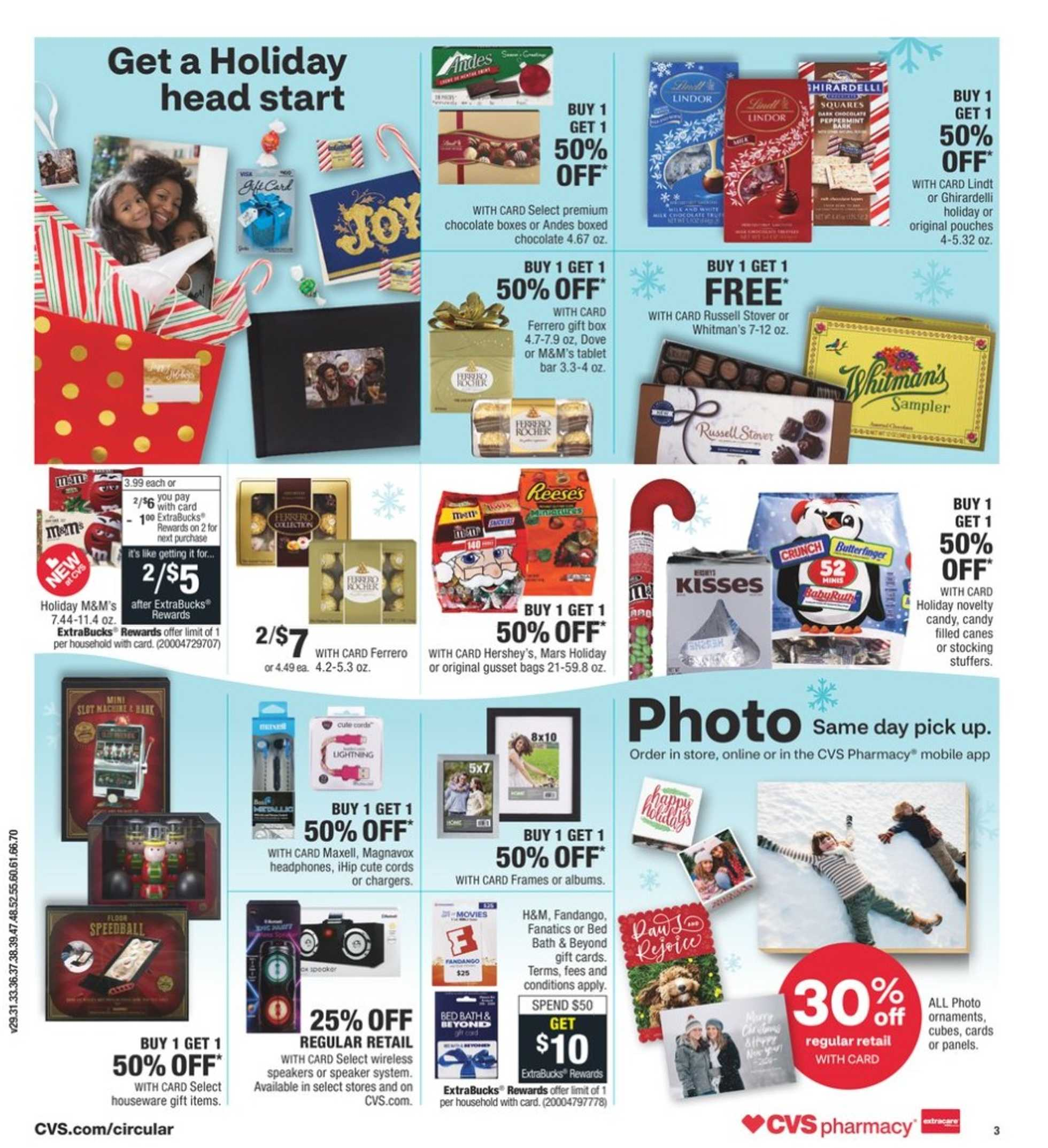 CVS - deals are valid from 11/15/20 to 11/21/20 - page 4.