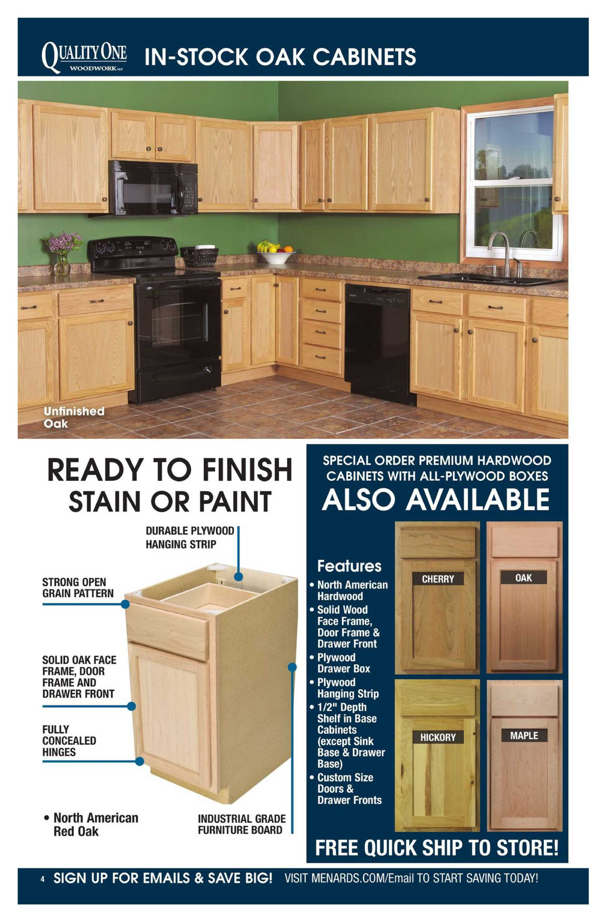 Menards Catalogue Kitchen 2019 2020 08 25 19 Us Promotons Com