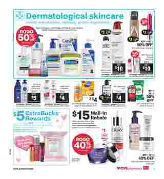 CVS - deals are valid from 02/09/20 to 02/15/20 - page 9.