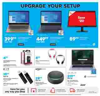 Staples - deals are valid from 08/30/20 to 09/05/20 - page 9.