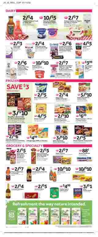 Stop & Shop - deals are valid from 07/31/20 to 08/06/20 - page 6.