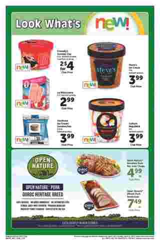 Safeway - deals are valid from 04/03/19 to 04/30/19 - page 8.