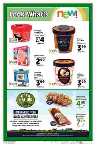 Safeway - promo starting from 04/03/19 to 04/30/19 - page 8.