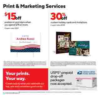 Staples - deals are valid from 10/04/20 to 10/10/20 - page 10.