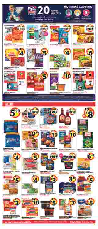 Winn Dixie - deals are valid from 01/01/20 to 01/07/20 - page 5.