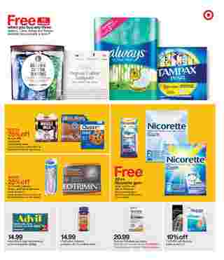 Target - deals are valid from 09/06/20 to 09/12/20 - page 5.