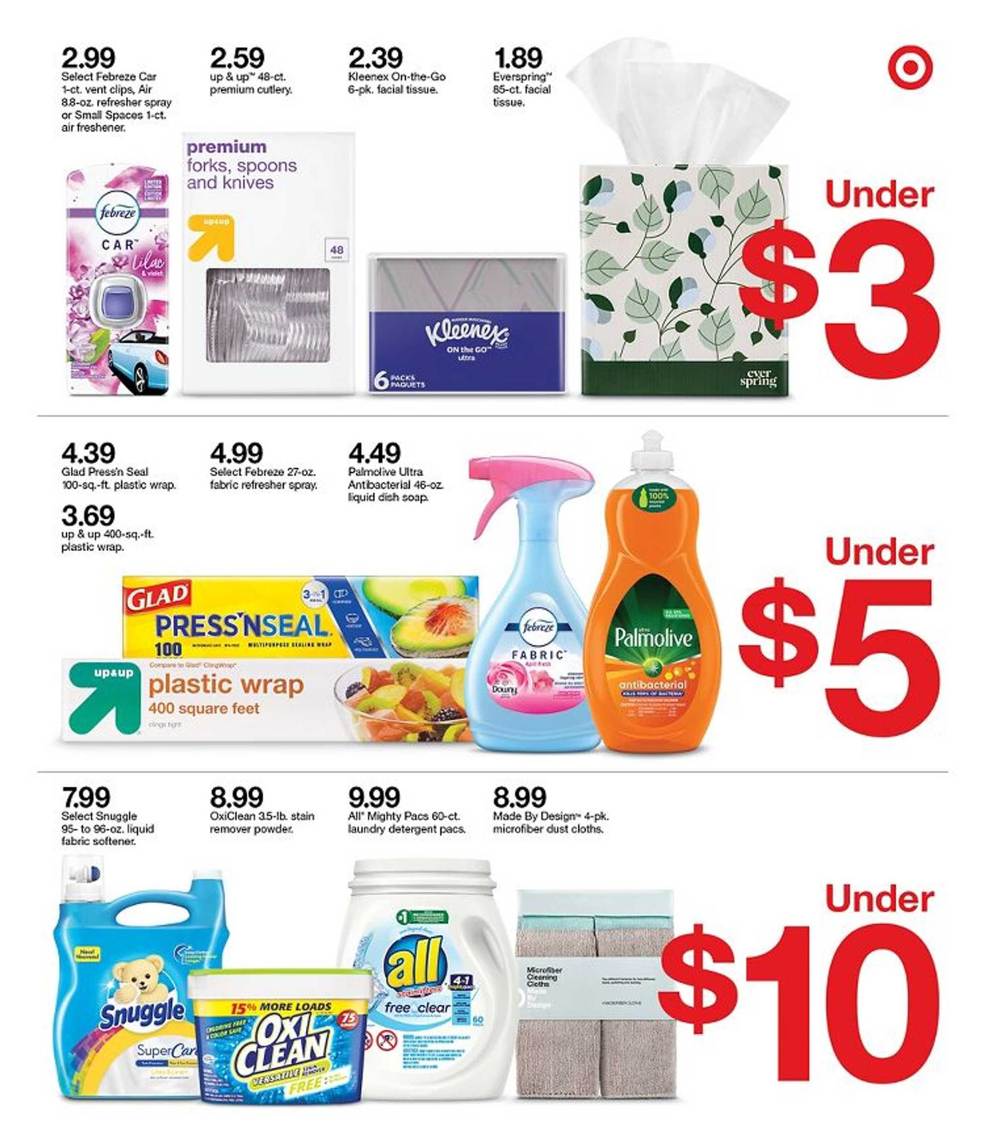 Target - deals are valid from 02/28/21 to 03/06/21 - page 2.