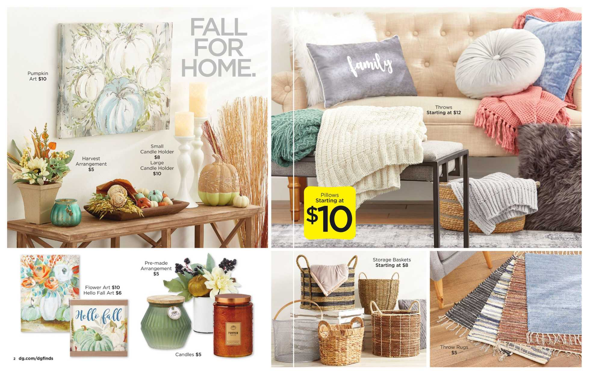 Dollar General - deals are valid from 08/28/20 to 10/31/20 - page 2.