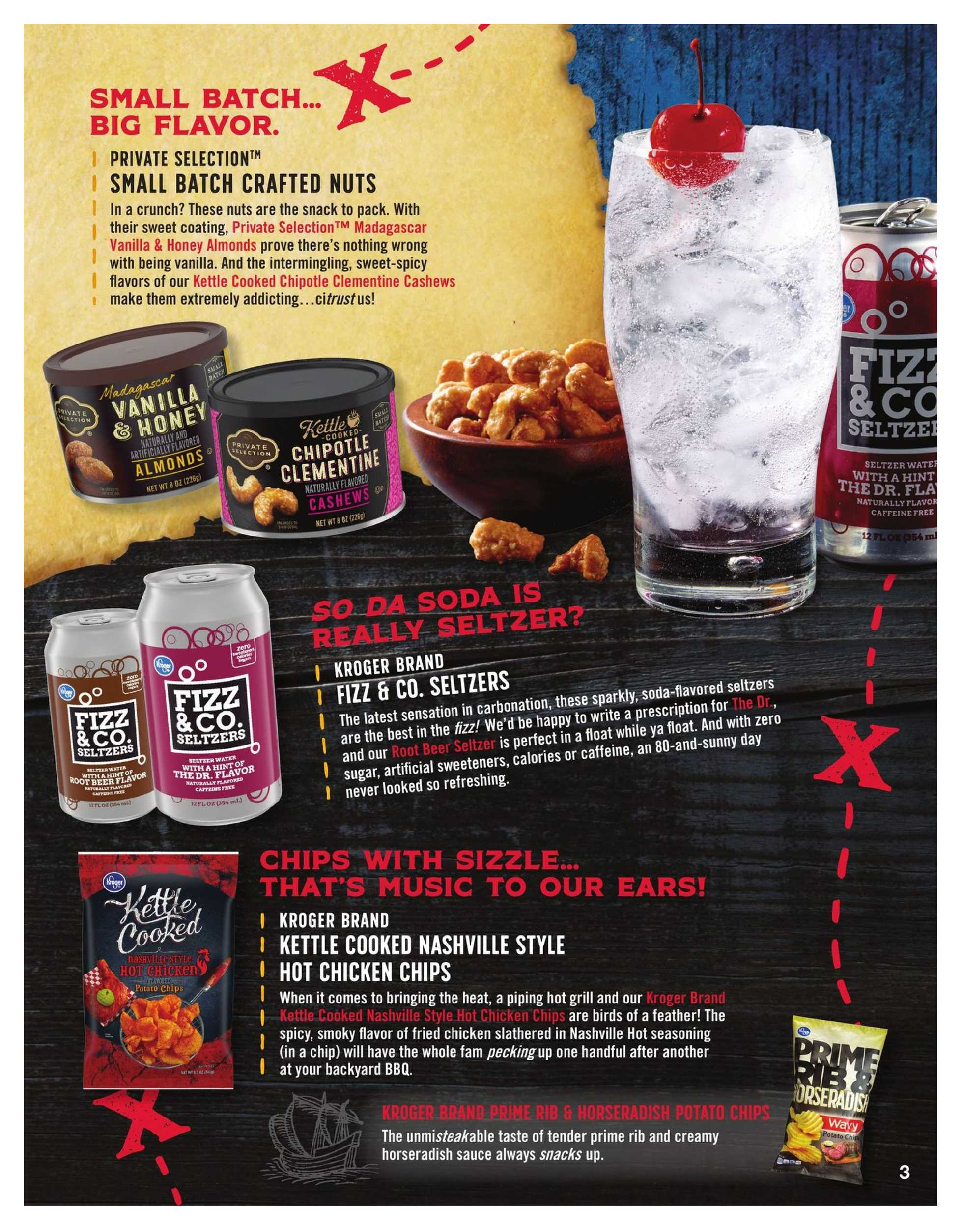 Kroger - promo starting from 07/10/19 to 10/08/19 - page 3.