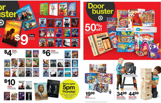 Target - promo starting from 11/28/19 to 11/30/19 - page 9.