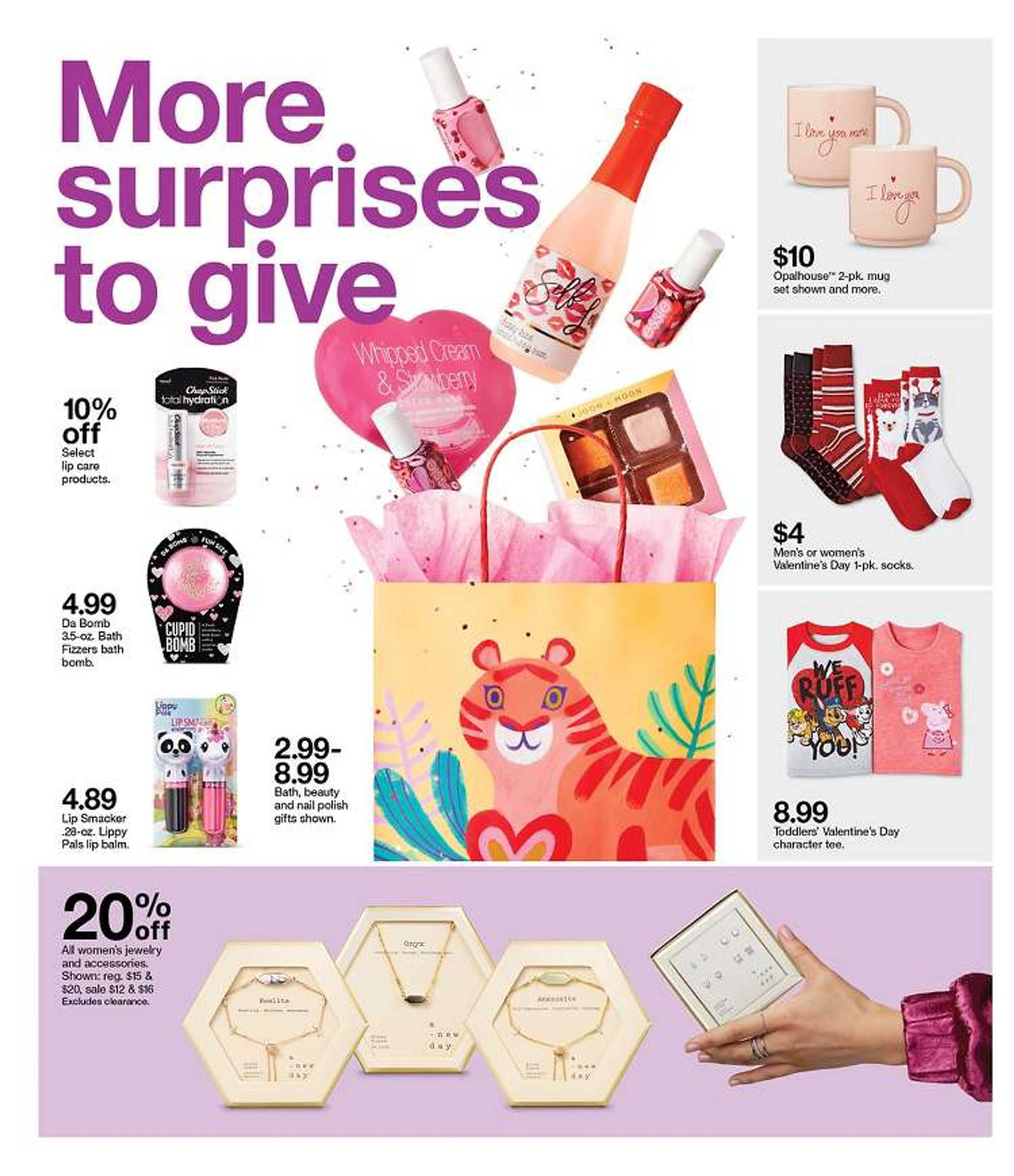 Target - deals are valid from 02/09/20 to 02/15/20 - page 2.