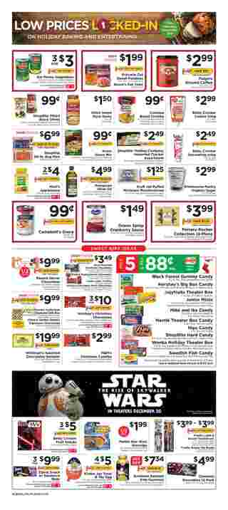 ShopRite - deals are valid from 12/15/19 to 12/21/19 - page 8.