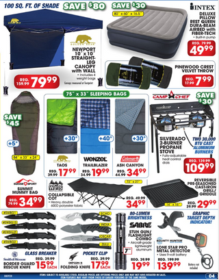 Big 5 Sporting Goods - deals are valid from 08/09/20 to 08/15/20 - page 5.
