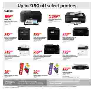 Staples - deals are valid from 08/02/20 to 08/08/20 - page 13.