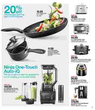 Target - deals are valid from 02/17/19 to 02/23/19 - page 12.