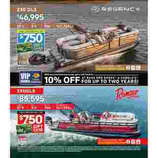 Cabela's - deals are valid from 07/01/20 to 12/26/20 - page 10.