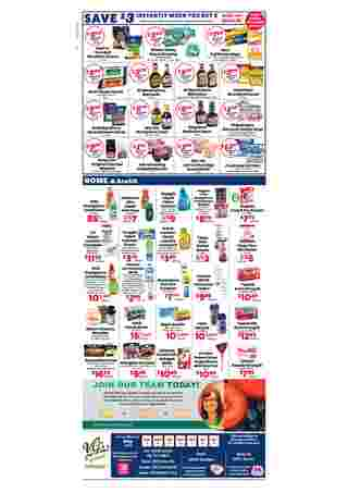 VG's Grocery - deals are valid from 05/03/20 to 05/09/20 - page 6.