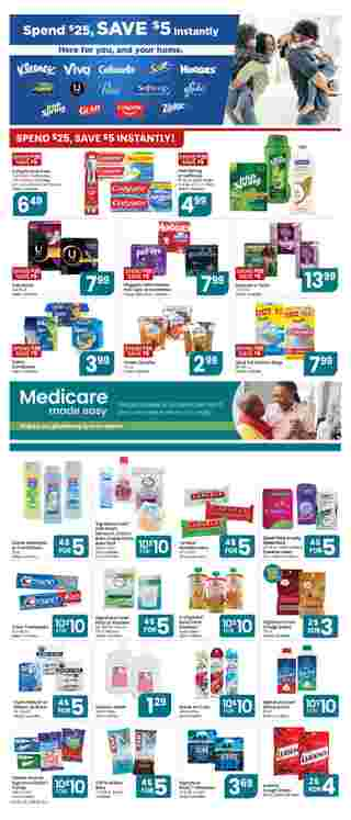 Star Market - deals are valid from 10/16/20 to 10/22/20 - page 5.