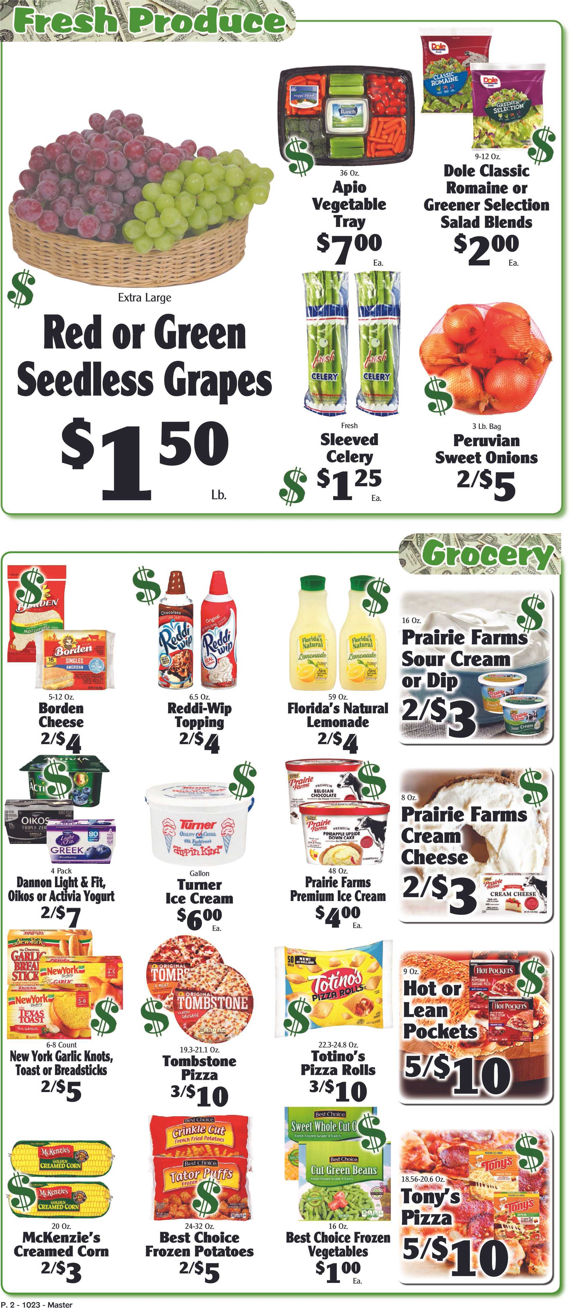 Piggly Wiggly - deals are valid from 10/23/19 to 10/29/19 - page 2.