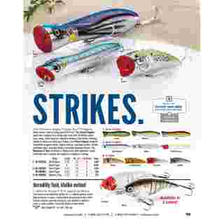 Bass Pro Shops - deals are valid from 01/01/20 to 01/01/21 - page 119.
