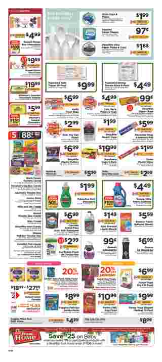 ShopRite - deals are valid from 12/22/19 to 12/28/19 - page 8.