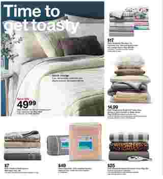 Target - deals are valid from 10/27/19 to 11/02/19 - page 11.