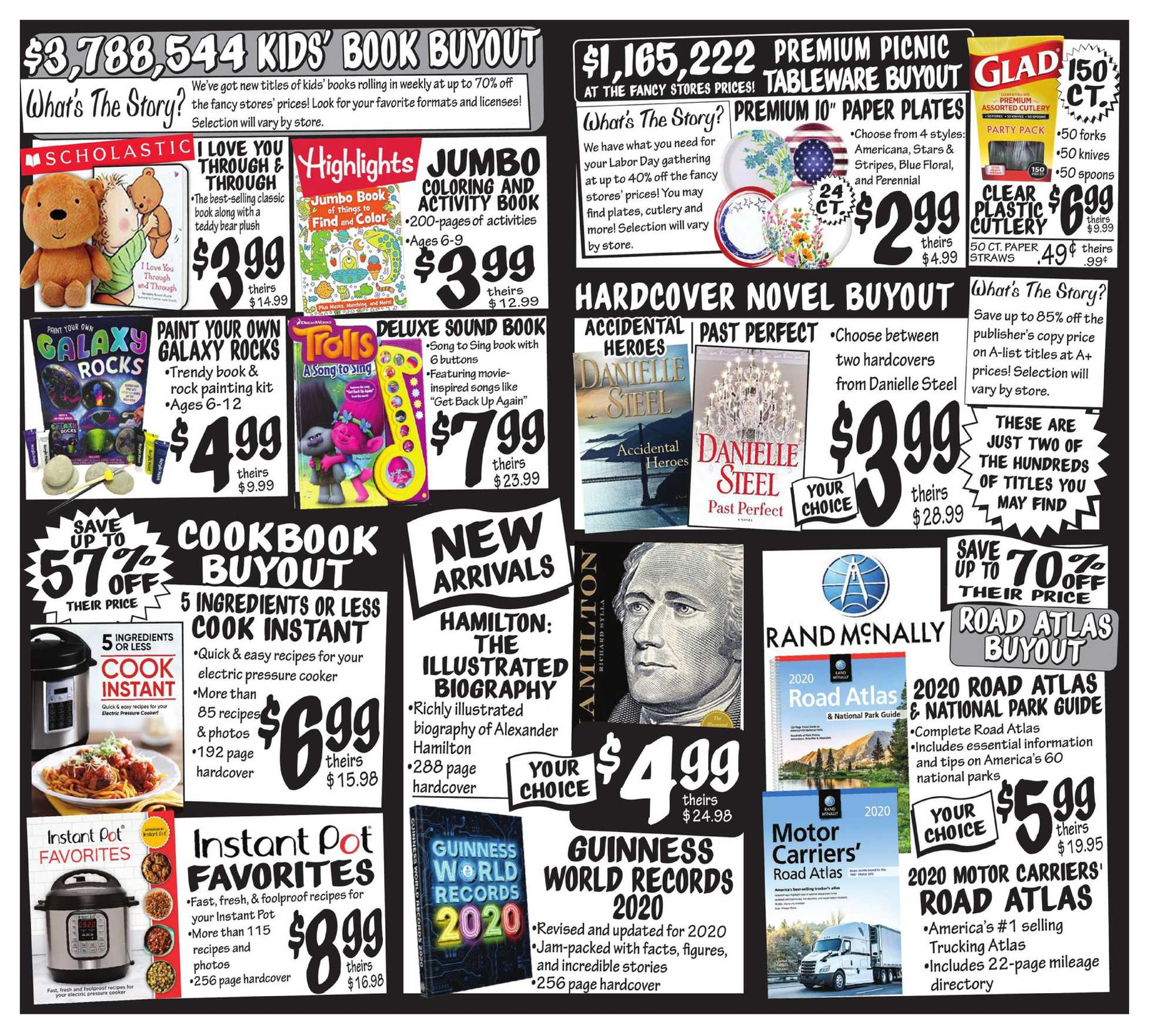 Ollie's Bargain Outlet - deals are valid from 09/03/20 to 09/09/20 - page 2.
