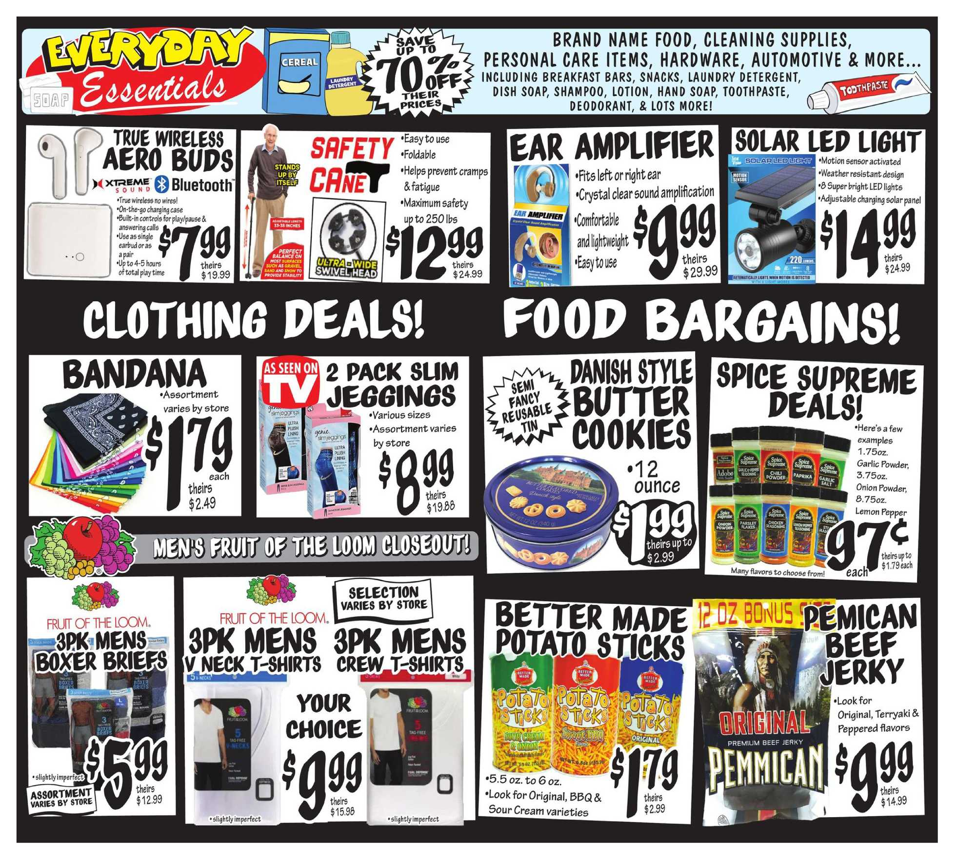 Ollie's Bargain Outlet - deals are valid from 09/03/20 to 09/09/20 - page 3.
