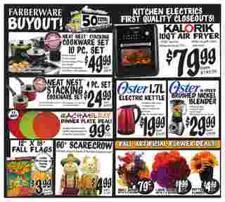 Ollie's Bargain Outlet - deals are valid from 09/03/20 to 09/09/20 - page 5.