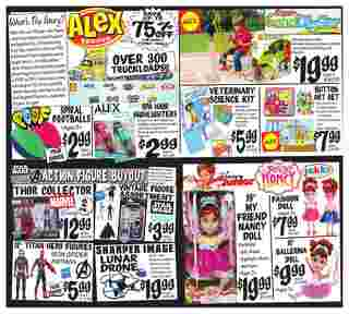 Ollie's Bargain Outlet - deals are valid from 09/03/20 to 09/09/20 - page 7.