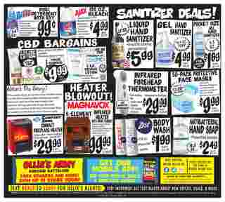 Ollie's Bargain Outlet - deals are valid from 09/03/20 to 09/09/20 - page 8.
