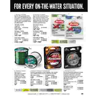 Bass Pro Shops - deals are valid from 01/01/20 to 01/01/21 - page 295.