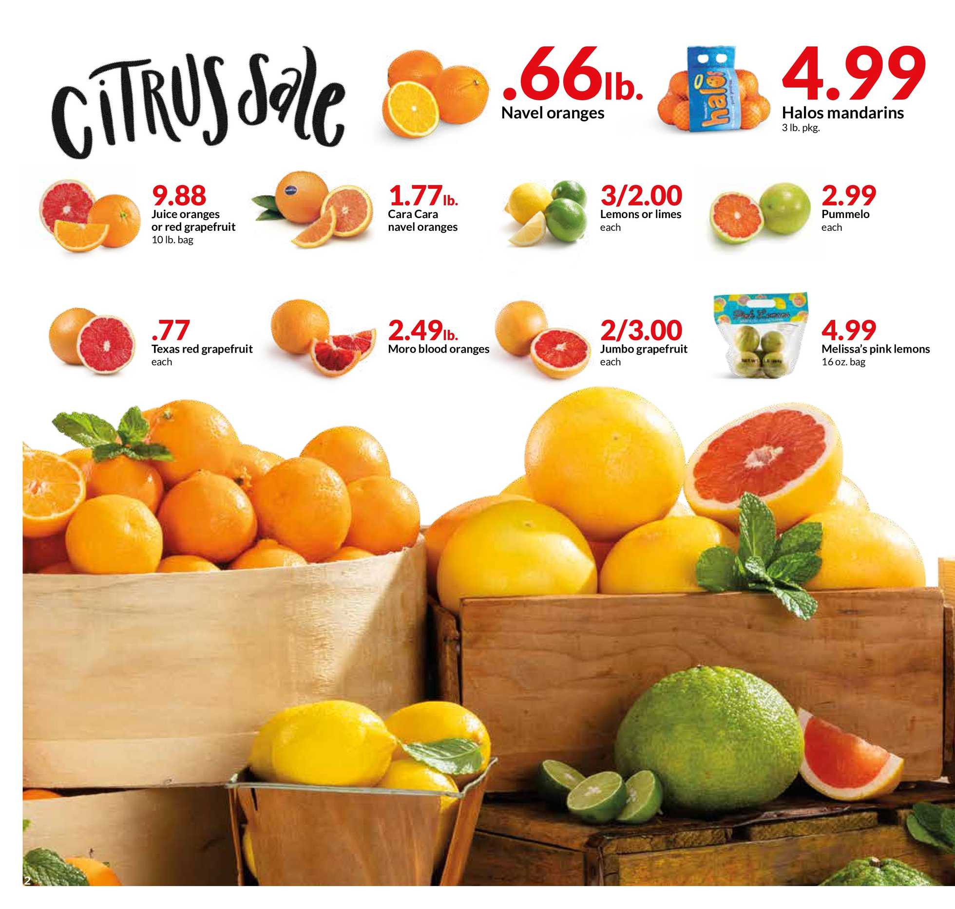 Hy-Vee - promo starting from 01/22/20 to 01/28/20 - page 2.