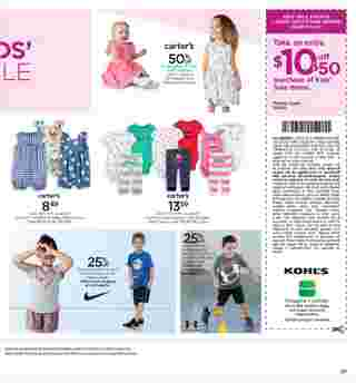 Kohl's - deals are valid from 03/13/20 to 03/22/20 - page 21.
