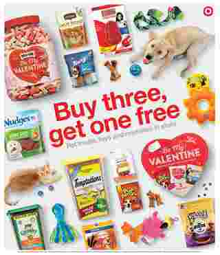 Target - deals are valid from 02/09/20 to 02/15/20 - page 28.