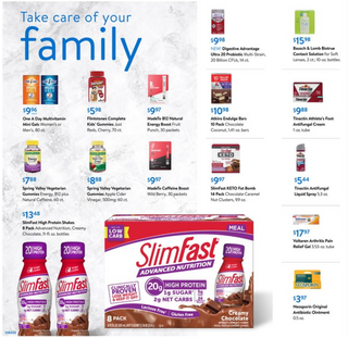Walmart - deals are valid from 07/29/20 to 09/01/20 - page 9.