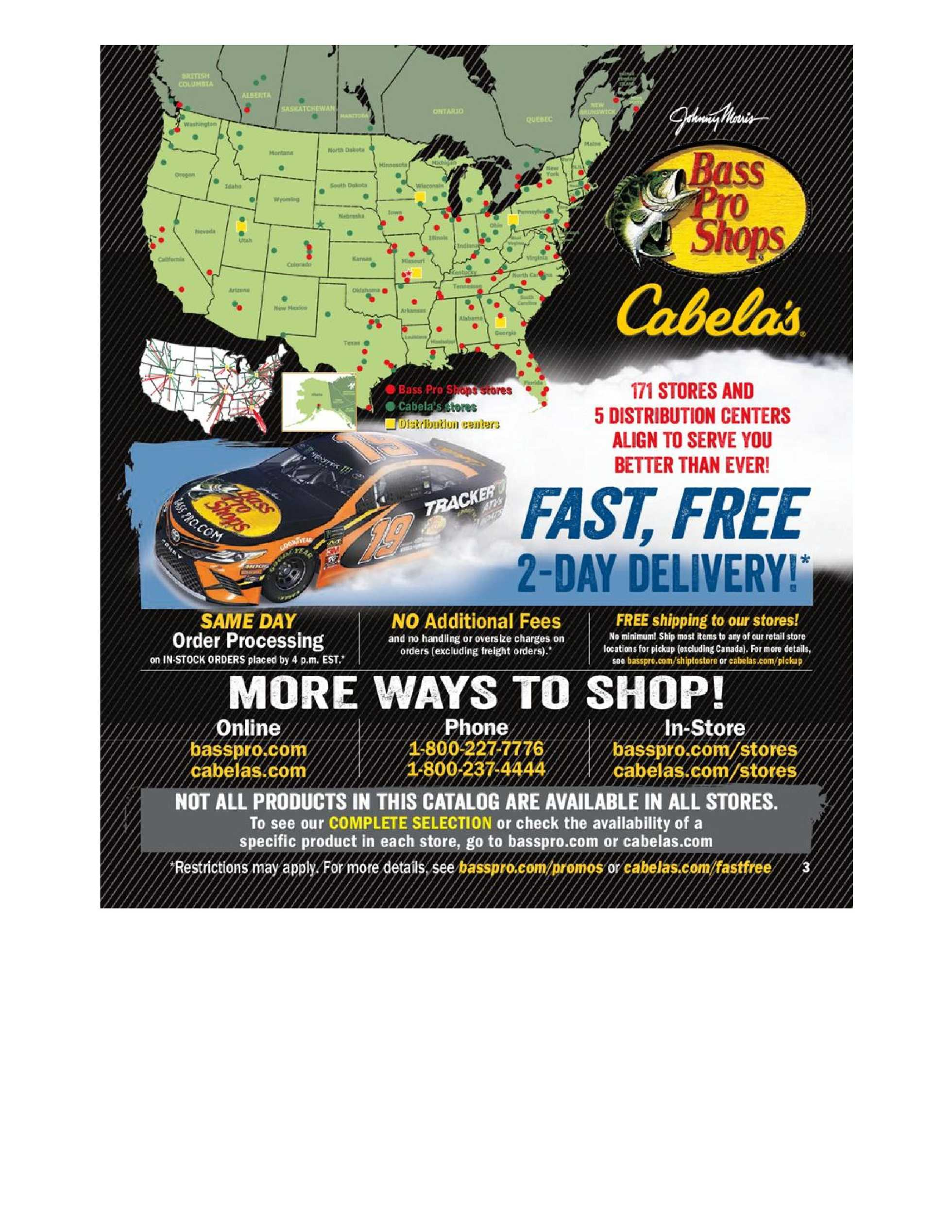 Bass Pro Shops - promo starting from 09/01/19 to 12/28/19 - page 3.