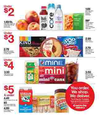 Target - deals are valid from 08/23/20 to 08/29/20 - page 16.