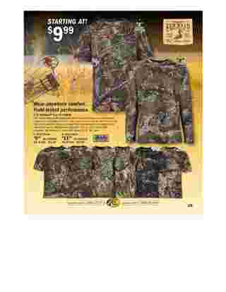 Bass Pro Shops - promo starting from 09/01/19 to 12/28/19 - page 129.