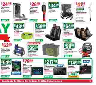 O'reilly - deals are valid from 11/25/20 to 12/29/20 - page 7.