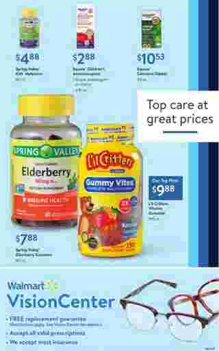 Walmart - deals are valid from 08/11/19 to 08/29/19 - page 6.