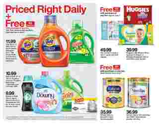 Target - deals are valid from 11/22/20 to 11/28/20 - page 49.